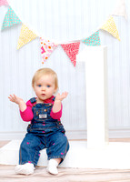 Baby and toddler Birthday photos
